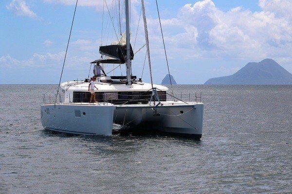 Lagoon 450 - Premium A/C (Take it Easy)  - 3