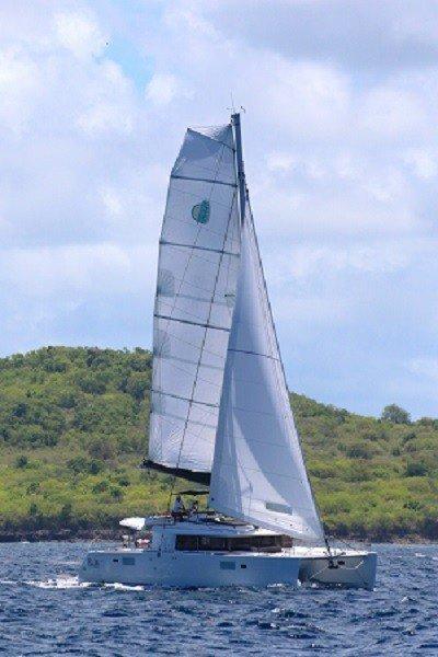 Lagoon 450 - Premium A/C (Take it Easy)  - 2