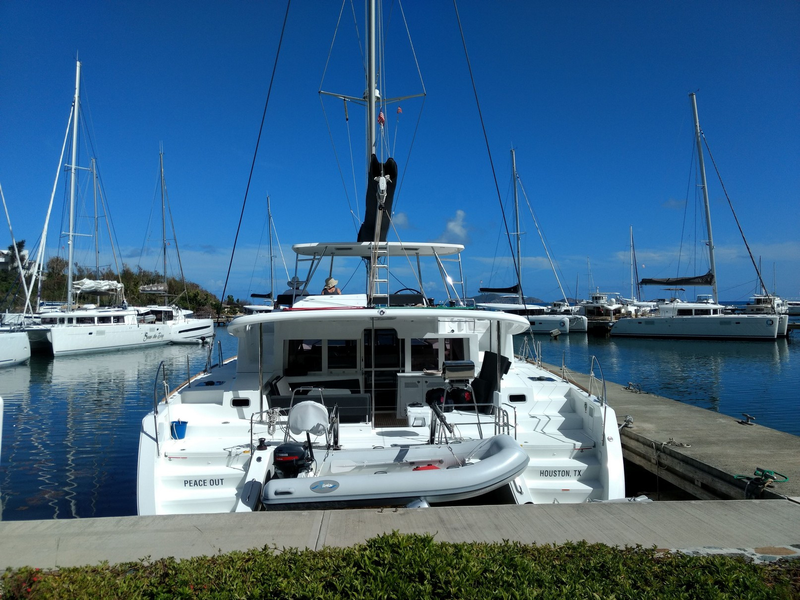 Lagoon 450 (Peace Out)  - 1