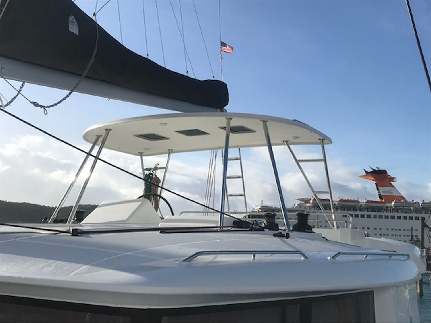 Lagoon 450 (Peace Out)  - 9