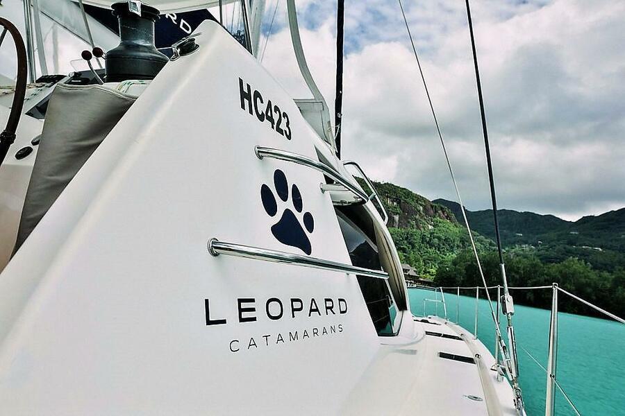 Leopard 48 (Sunday Kinga SK)  - 13