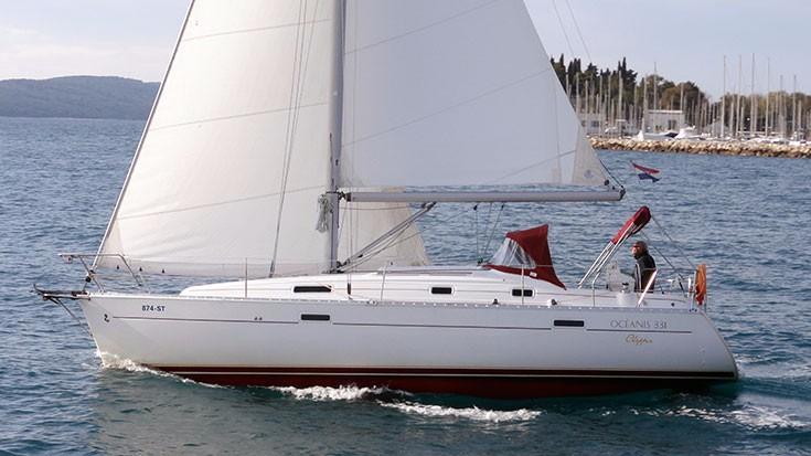 Oceanis 331 (JAGODA)  - 4