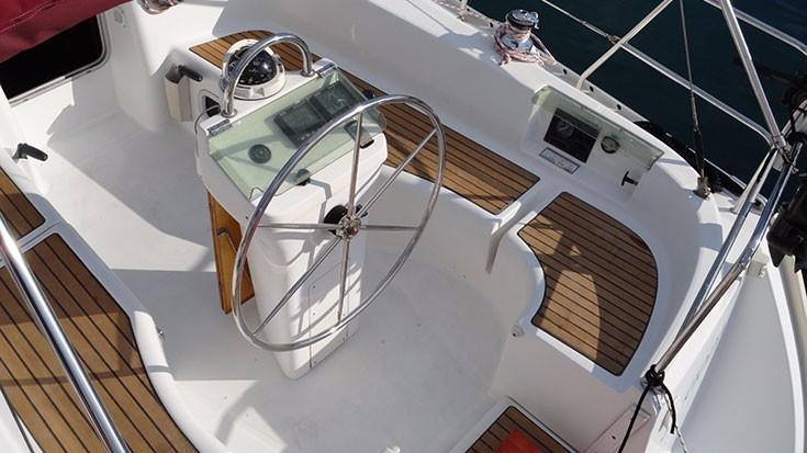 Oceanis 331 (JAGODA)  - 8
