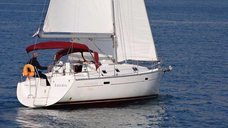 Oceanis 331 (JAGODA)  - 2