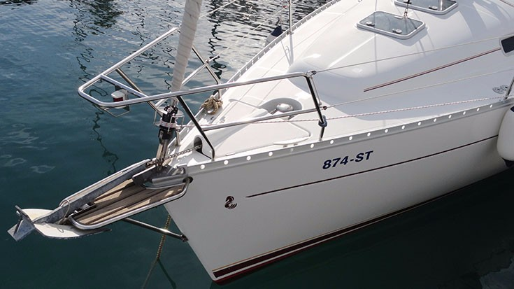 Oceanis 331 (JAGODA)  - 11
