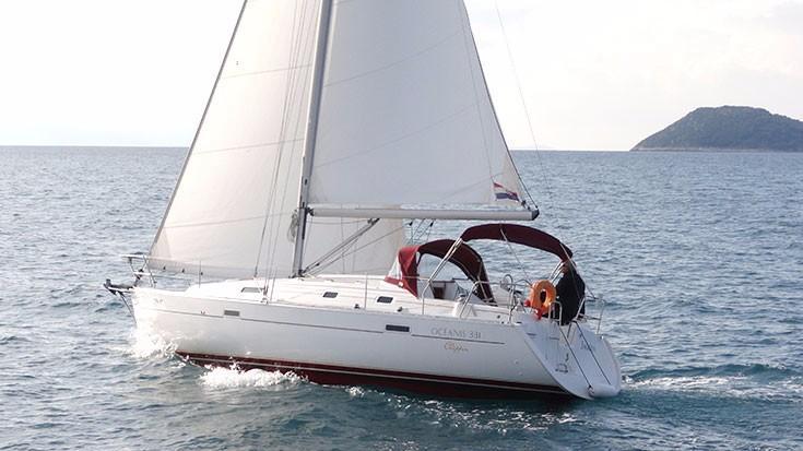 Oceanis 331 (JAGODA)  - 1