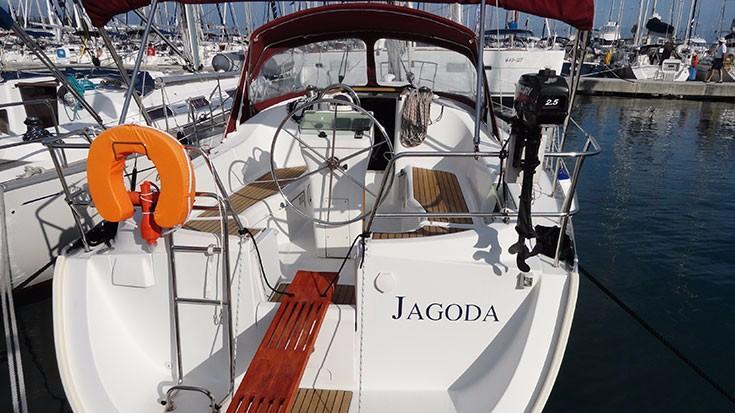 Oceanis 331 (JAGODA)  - 10