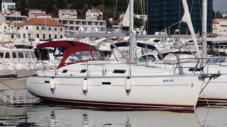 Oceanis 331 (JAGODA)  - 6