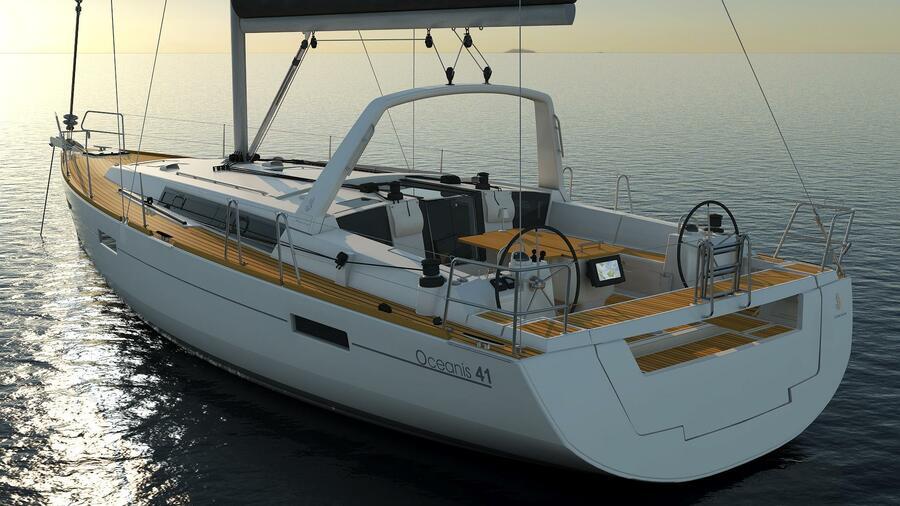 Oceanis 41.1 (SYRMA)  - 0