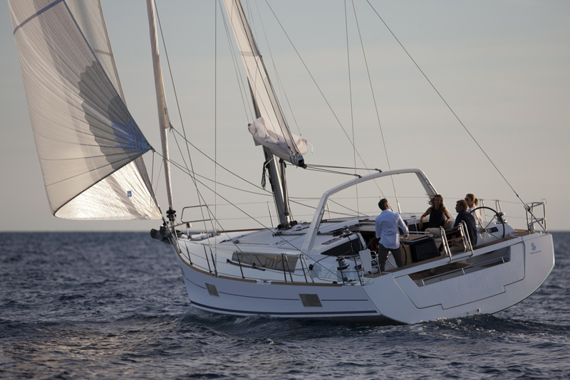 Oceanis 48 (Anthea)  - 0