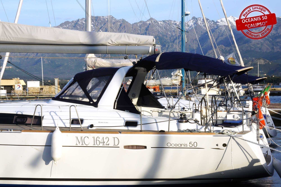 Oceanis 50 (Calipso)  - 3