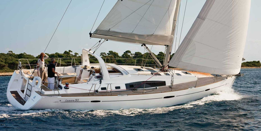 Oceanis 50 (Calipso)  - 1