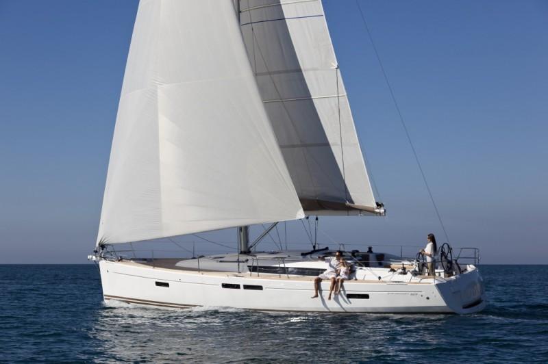 Sun Odyssey 479 (Azzurra)  - 3
