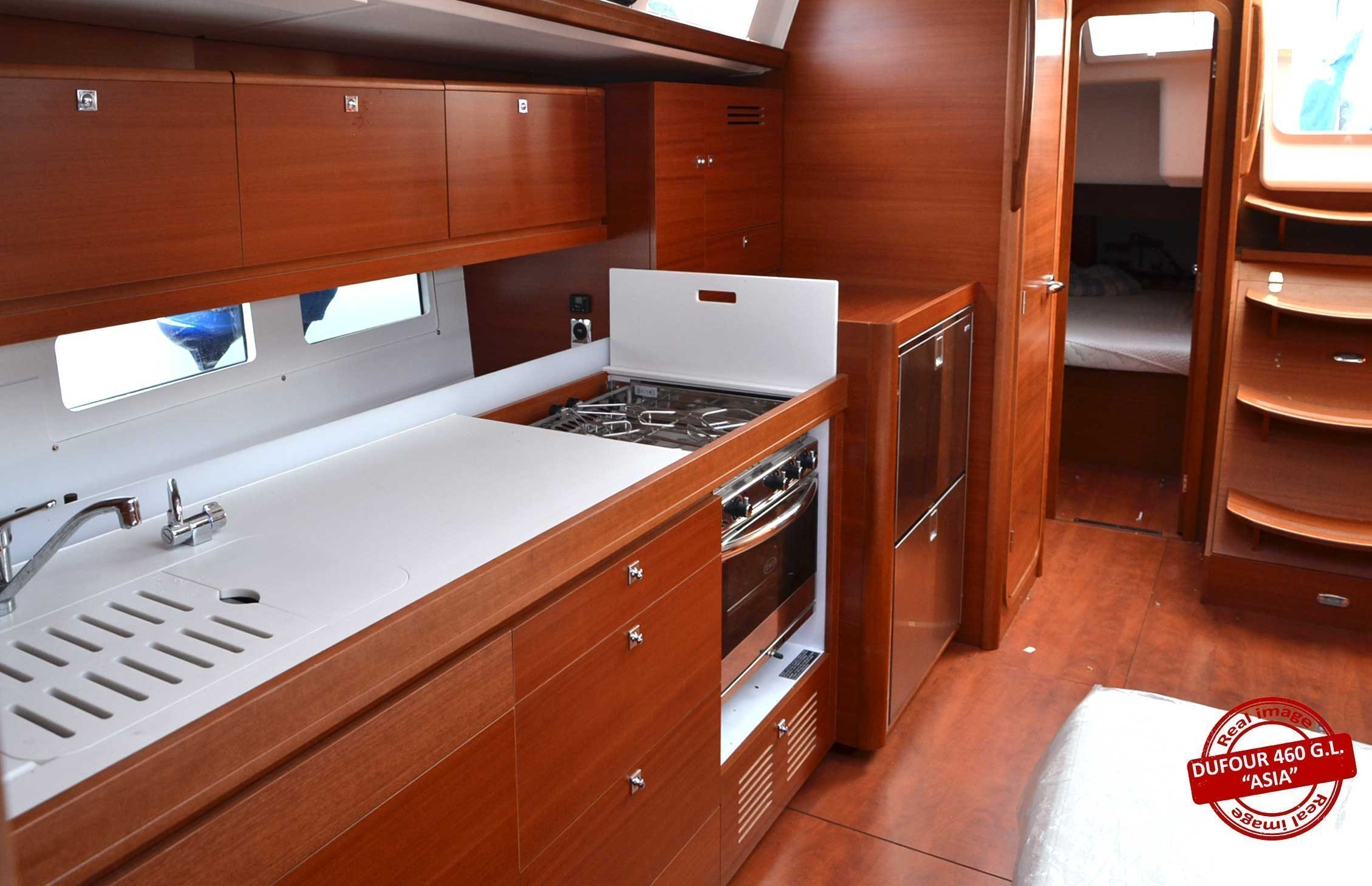 Dufour 460 Grand Large (Asia)  - 10