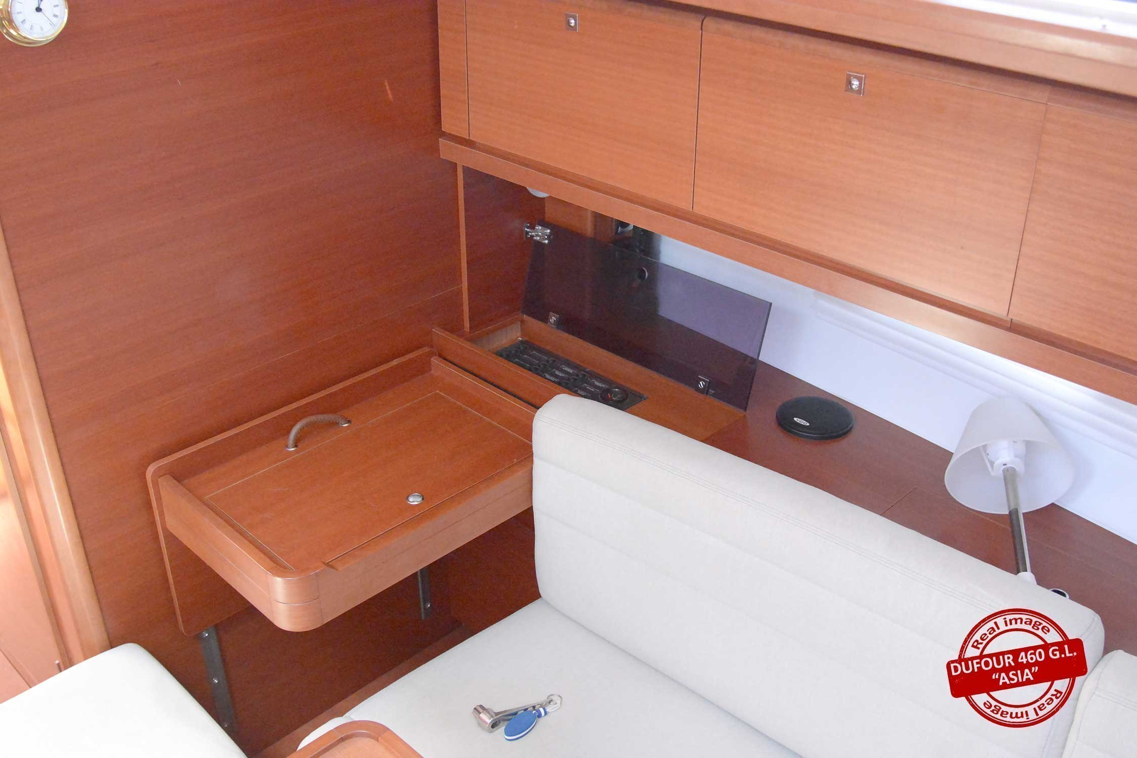 Dufour 460 Grand Large (Asia)  - 16