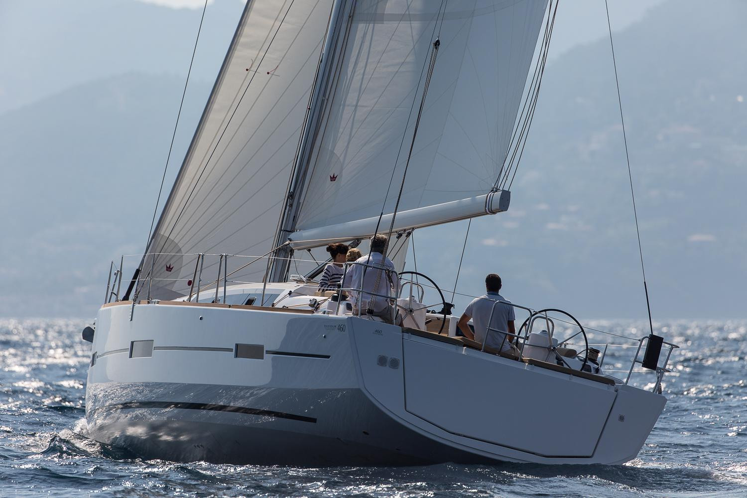 Dufour 460 Grand Large (Asia)  - 7