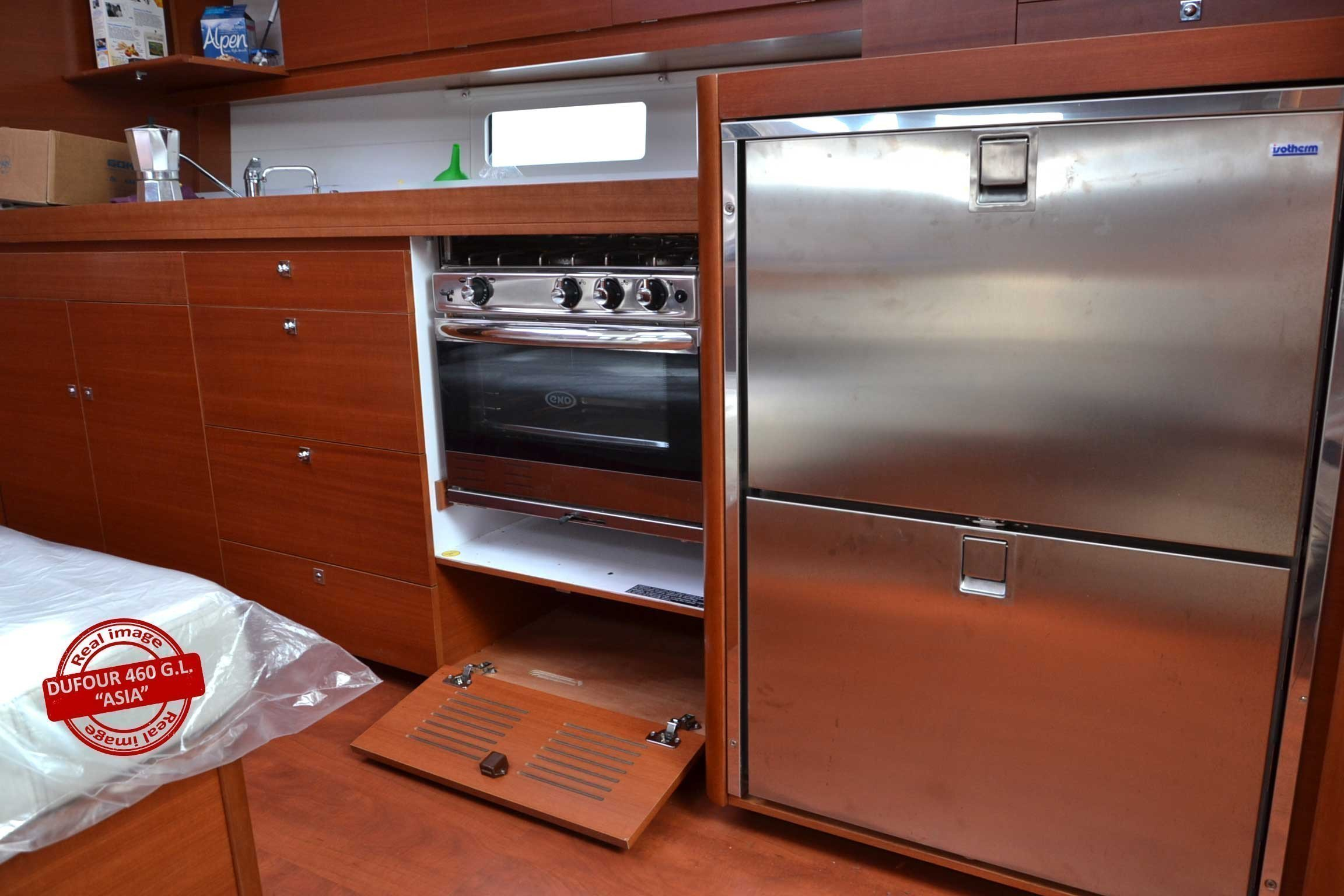 Dufour 460 Grand Large (Asia)  - 9