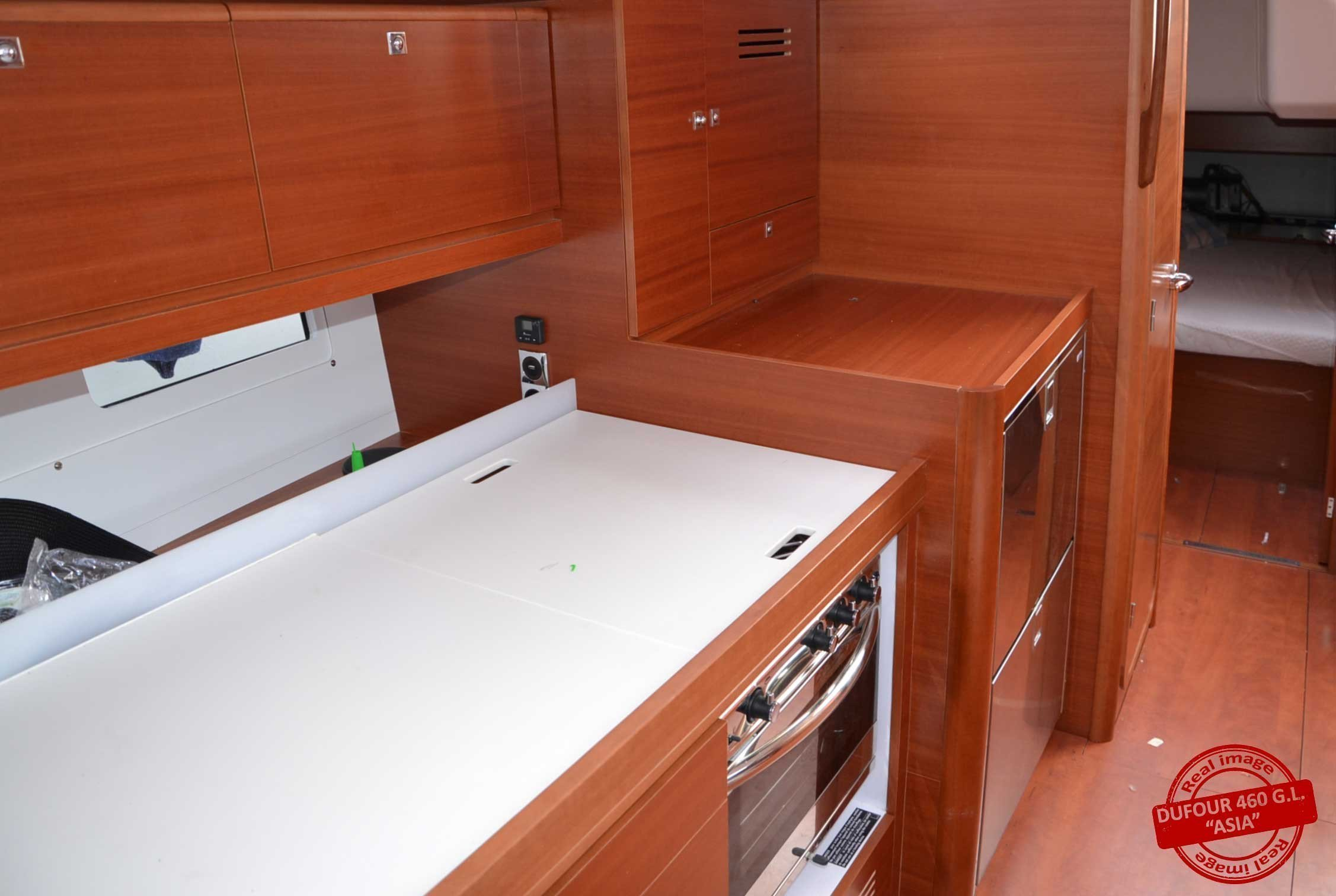Dufour 460 Grand Large (Asia)  - 8