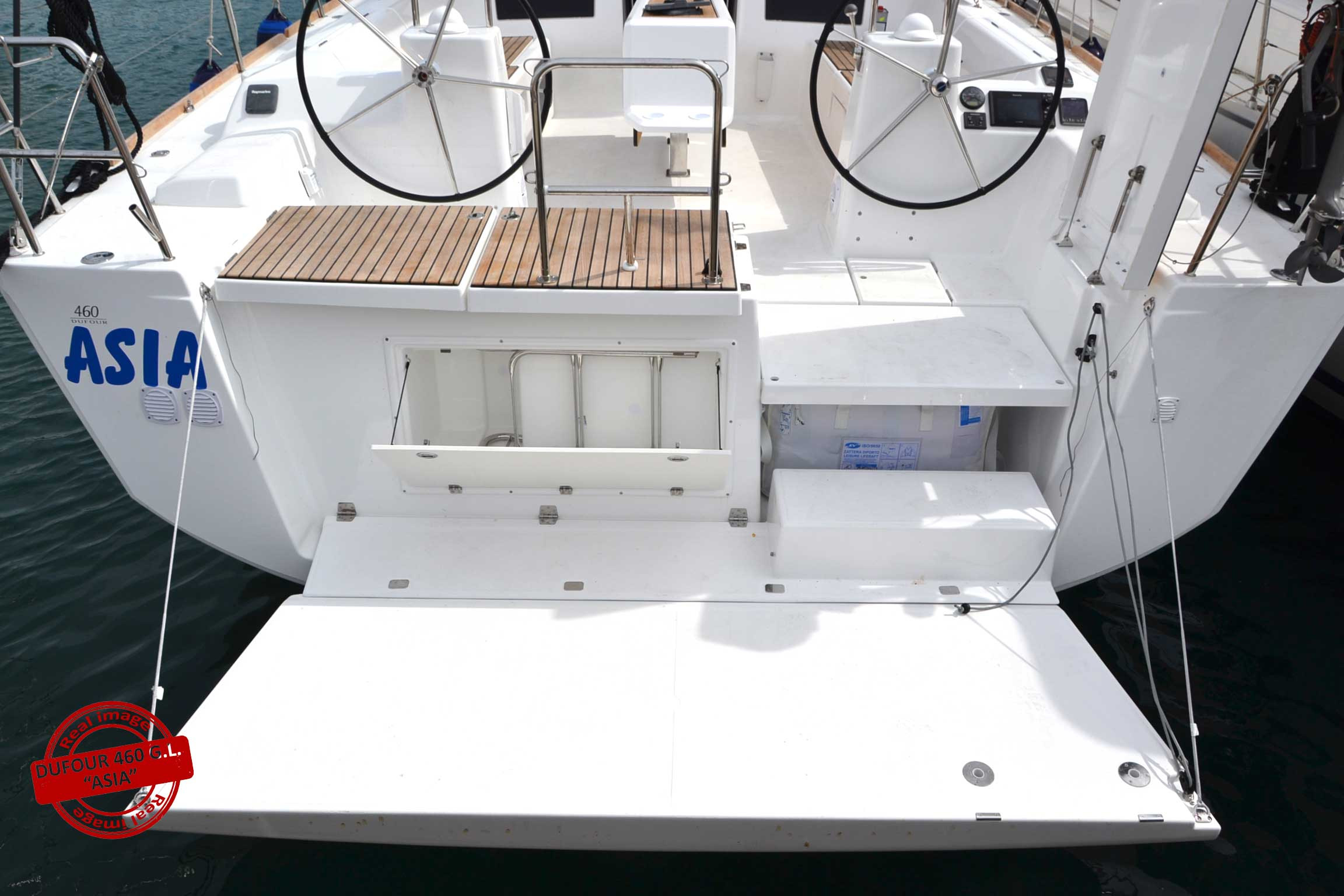 Dufour 460 Grand Large (Asia)  - 15