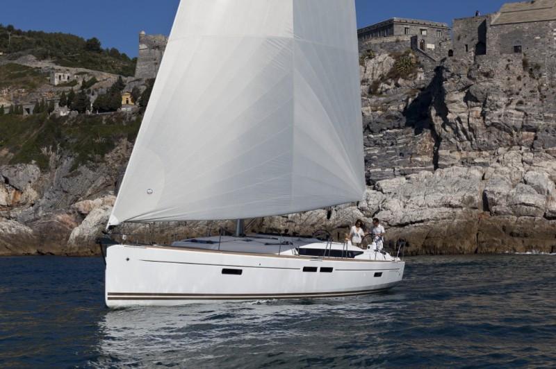 Sun Odyssey 469 (Idra)  - 2