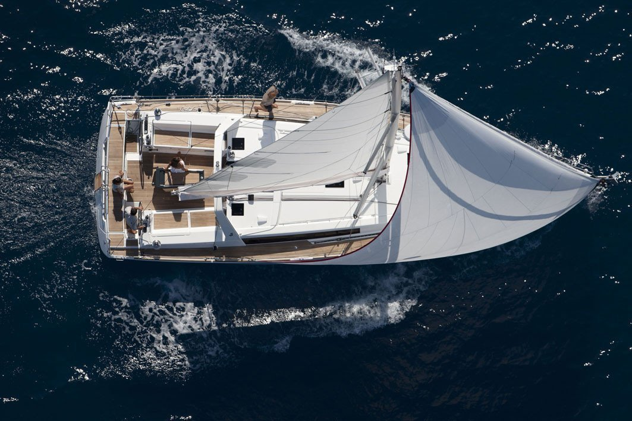 Oceanis 45 (Gaia)  - 0