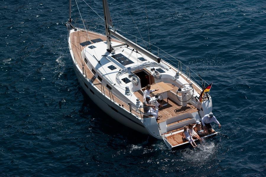 Bavaria 45 Cruiser (Tiresia)  - 1