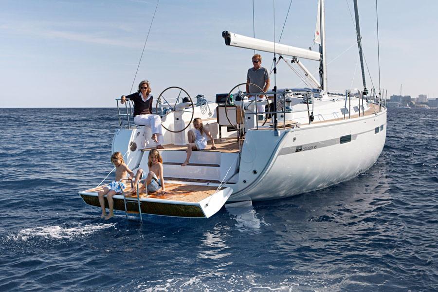 Bavaria 45 Cruiser (Tiresia)  - 2