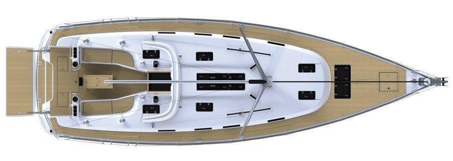 Bavaria 45 Cruiser (Tiresia)  - 3