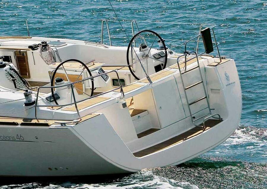Oceanis 46 (Zoe)  - 4