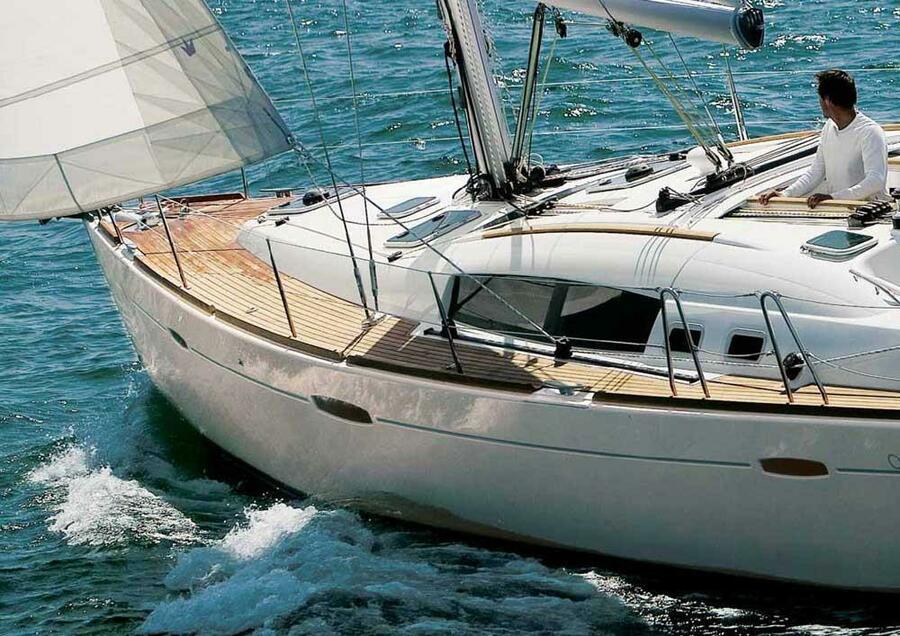 Oceanis 46 (Zoe)  - 6
