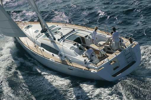 Oceanis 46 (Zoe)  - 13