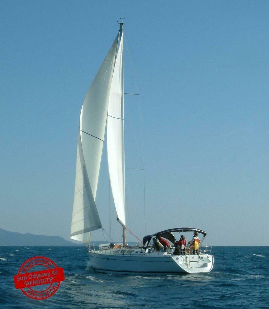 Sun Odyssey 43 (Afrodite)  - 4