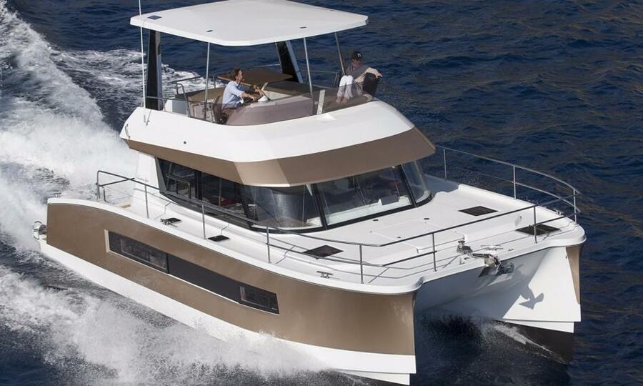 Motor Yacht 37 with A/C (GOYA)  - 2