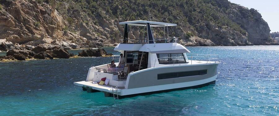 Motor Yacht 37 with A/C (GOYA)  - 0