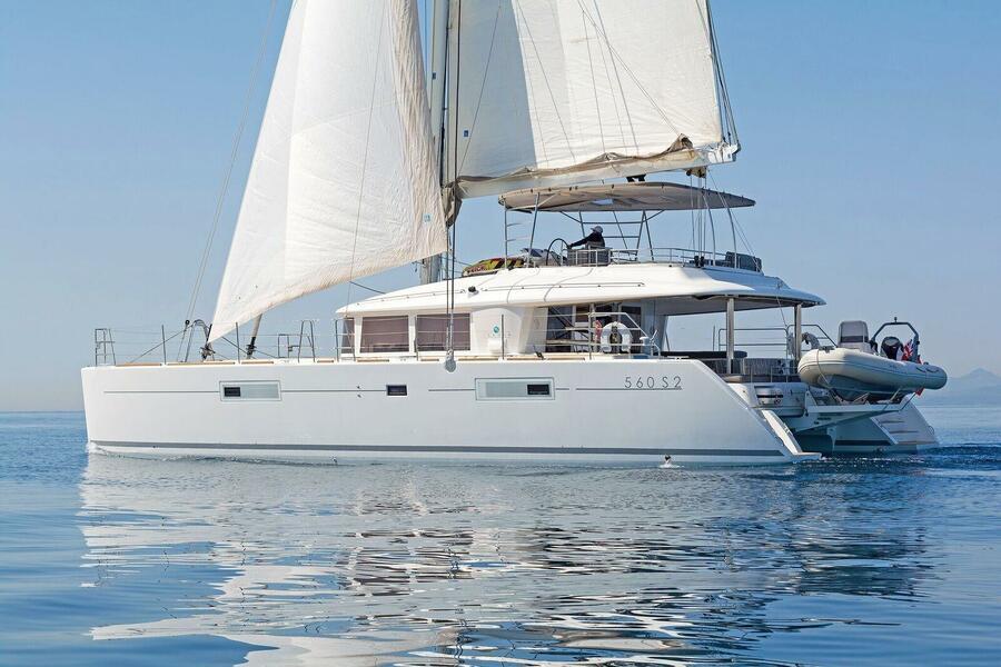 Lagoon 560 S2 (SEA BLISS)  - 12