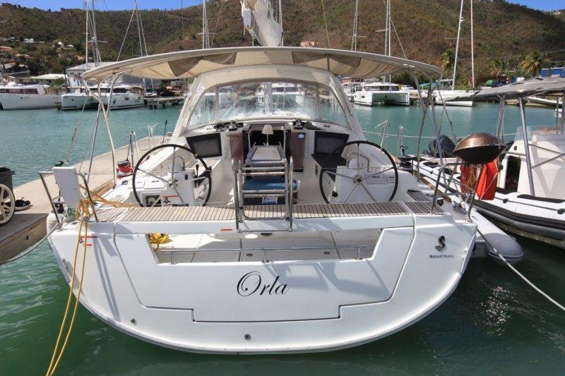 Oceanis 45 (ORLA)  - 14