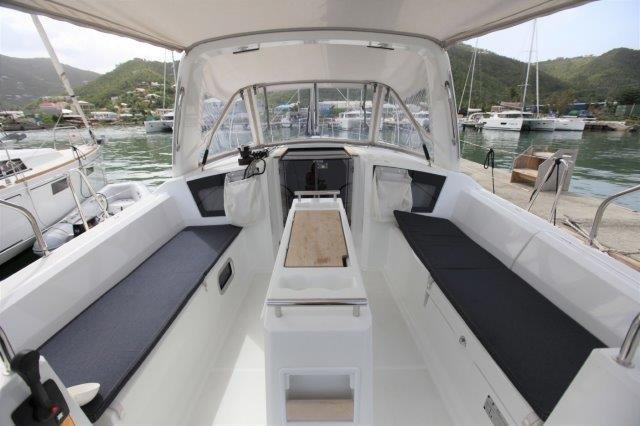 Oceanis 381 (THAT WAY)  - 8