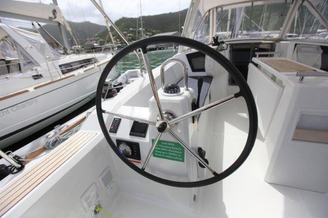 Oceanis 381 (THAT WAY)  - 7