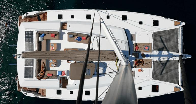 Ipanema 58 Crewed (DREAM CANOUAN)  - 5
