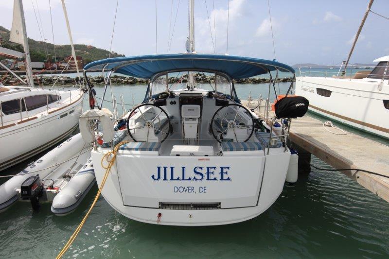 Sun Odyssey 419 (JILLSEE)  - 18