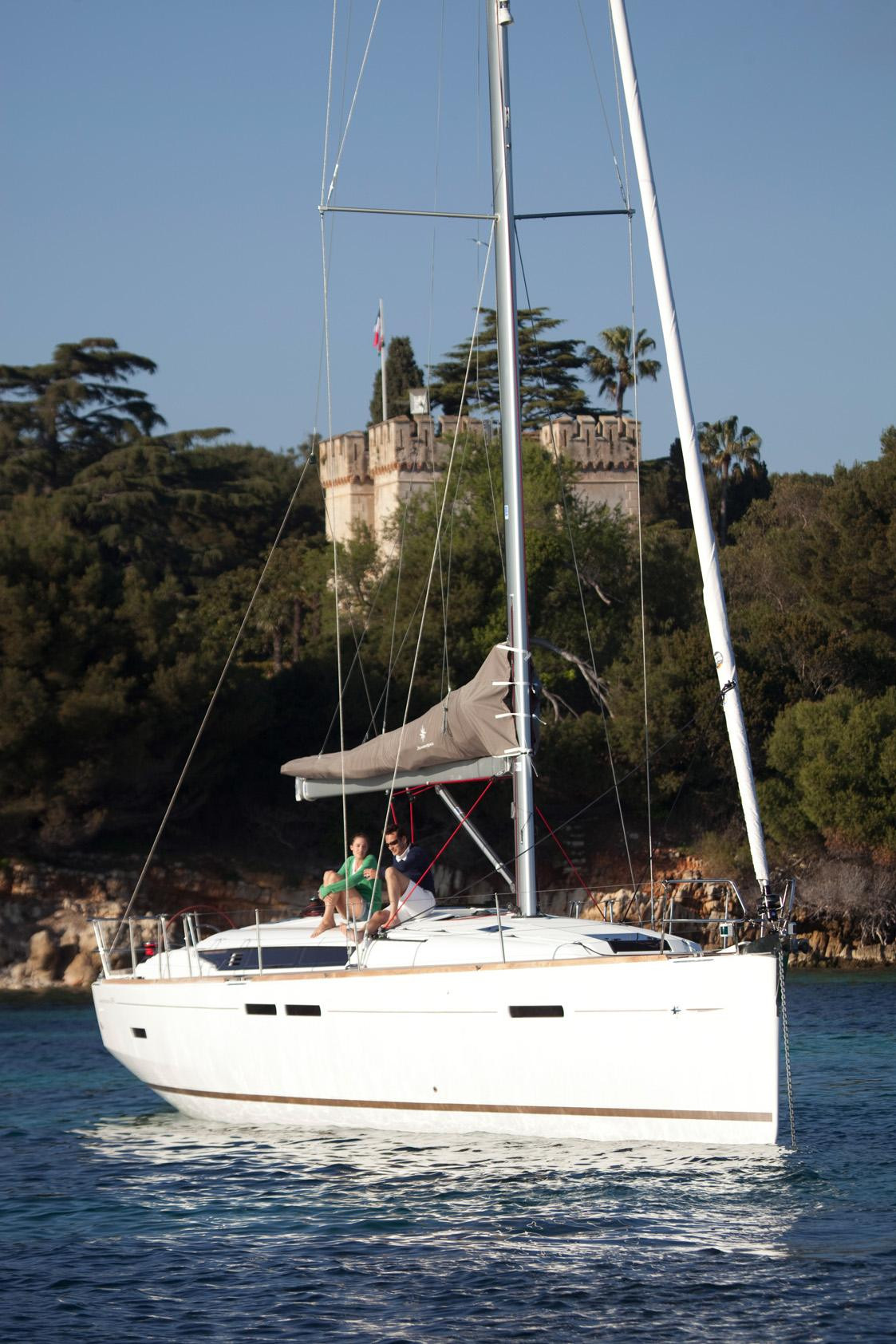 Sailing yacht Bavaria 46 Cruiser for charter in Greece