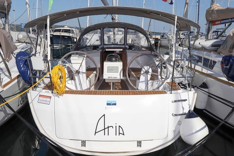 Bavaria cruiser 34 (Aria)  - 1