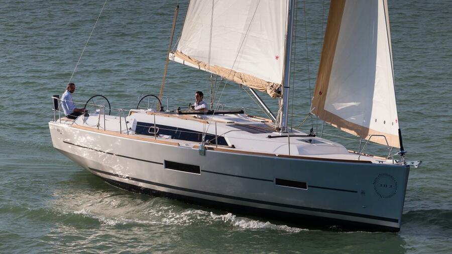 Dufour 382 Grand Large (Scafo)  - 0