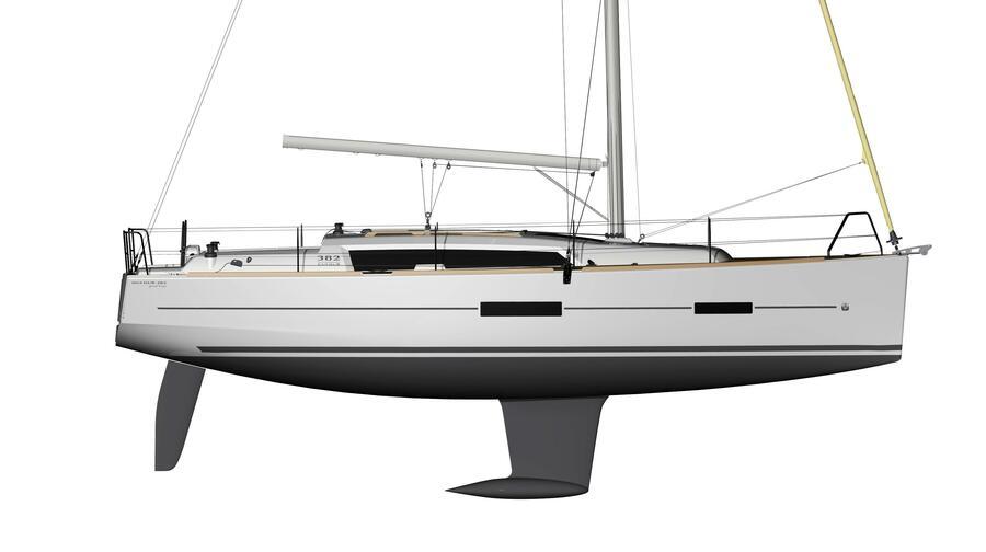 Dufour 382 Grand Large (Scafo)  - 2
