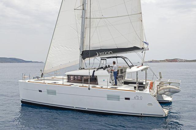 Lagoon 400 S2 (LIBRE)  - 28