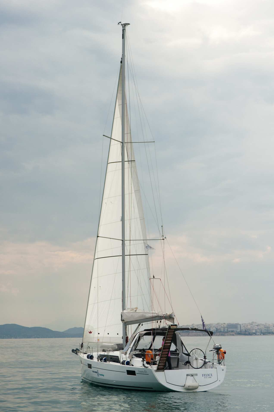 Oceanis 41.1 (Felice)  - 2