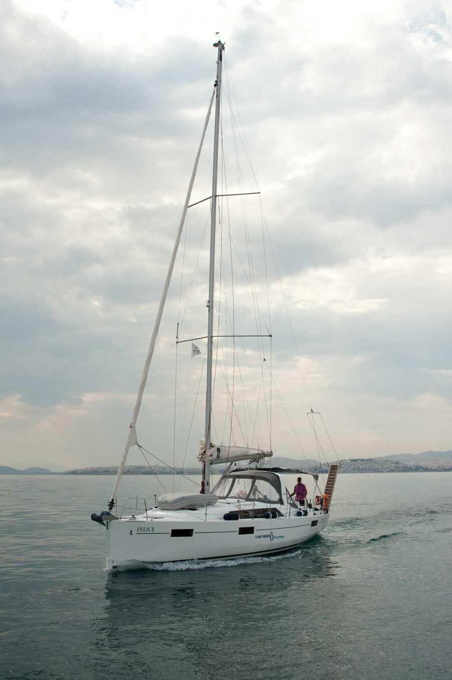 Oceanis 41.1 (Felice)  - 6