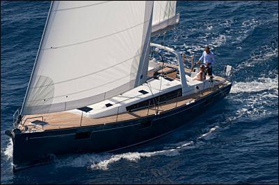 Oceanis 48 (STROMBOLI)  - 1