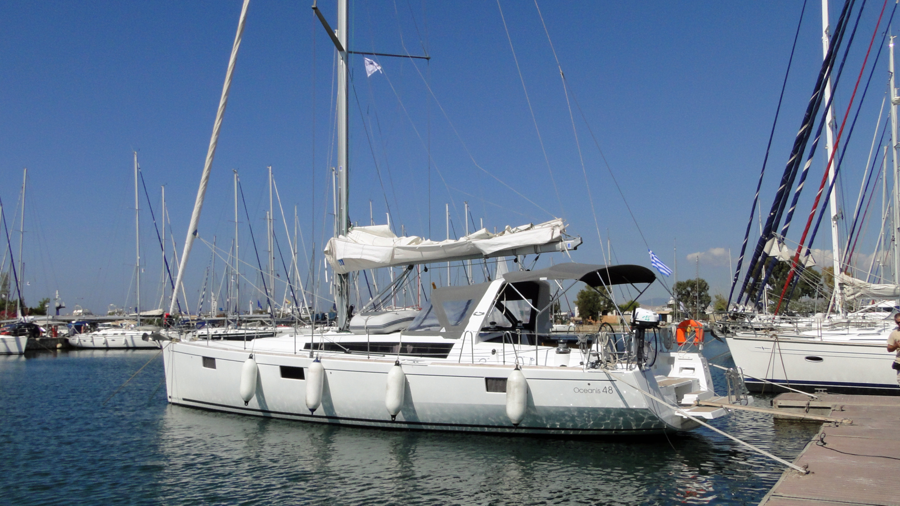 Oceanis 48 (STROMBOLI)  - 2