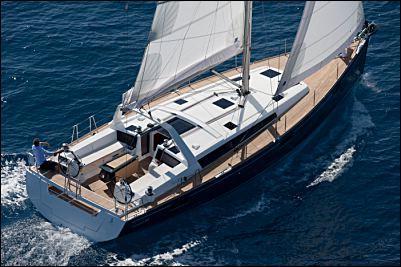 Oceanis 48 (STROMBOLI)  - 0